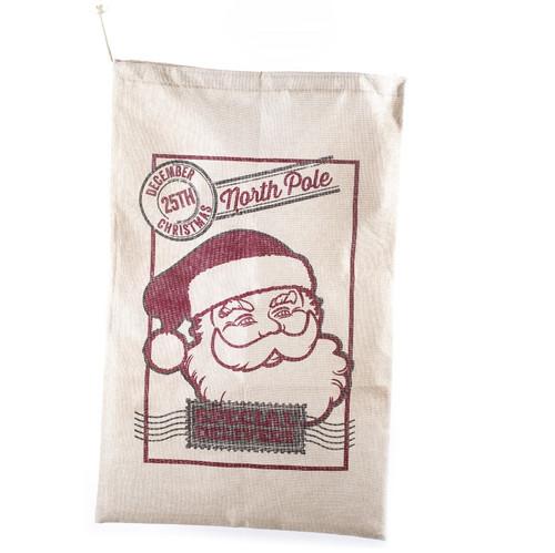 Medium Size Christmas Santa Sack