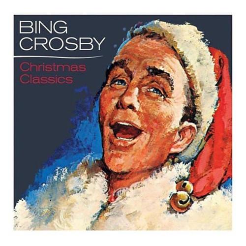 Bing Crosby Christmas Classics LP Vinyl Record
