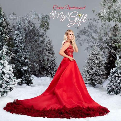 Carrie Underwood My Gift LP Vinyl Record