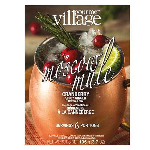 Cranberry Moscow Mule Mix