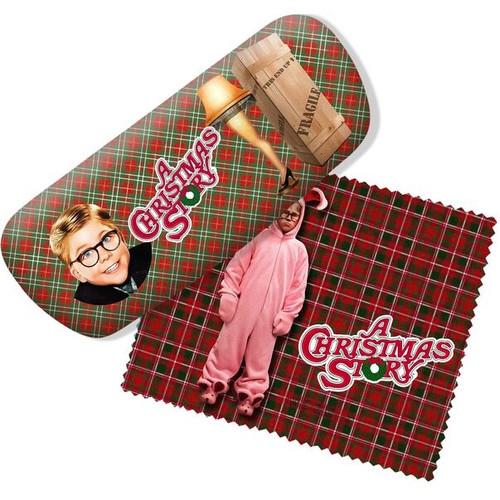 A Christmas Story Eyeglass Case