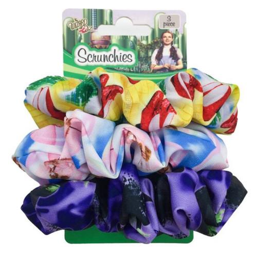 Wizard of Oz 3-Pack Scrunchie Set