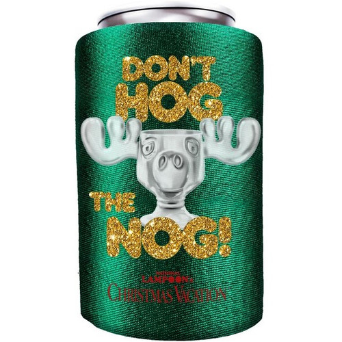 Christmas Vacation Don't Hog The Nog Can Cooler