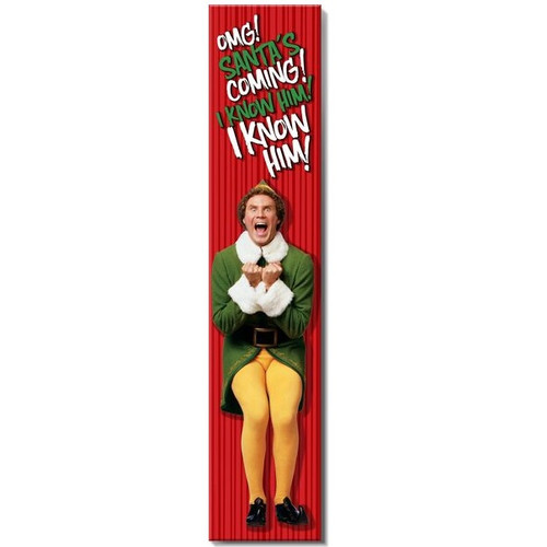 Buddy The Elf Porch Sign