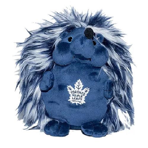 NHL Toronto Maple Leafs Fluffy Hedgehog