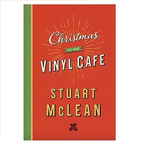 Christmas at the Vinyl Cafe Book