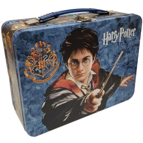 Harry Potter Tin Tote Lunch Box