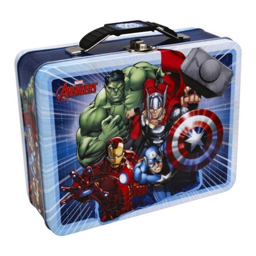 Avengers Assemble Tin Tote Lunch Box