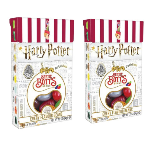 Jelly Belly Harry Potter Bertie Bott's Every Flavour Beans Pack of 2