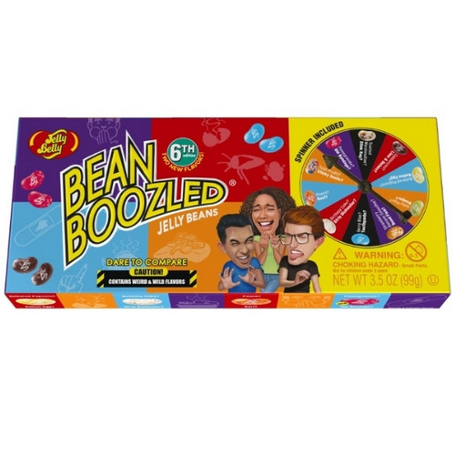 Jelly Belly Bean Boozled 6th Edition