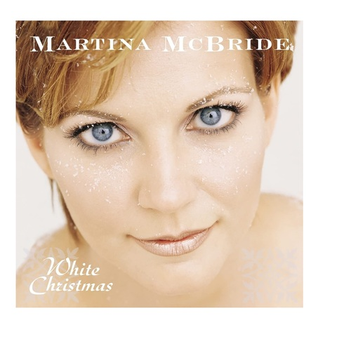 Martina McBride White Christmas Album LP Vinyl Record