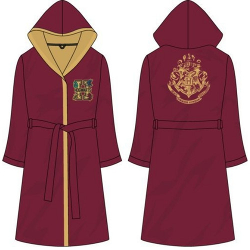 Harry Potter Hogwarts Crest Robe