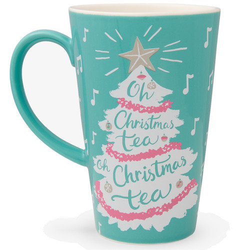 Oh Christmas Tea Mug