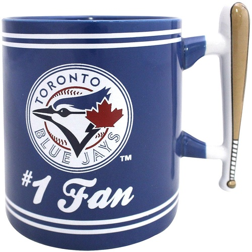 Toronto Blue Jays #1 Fan MLB Coffee Mug