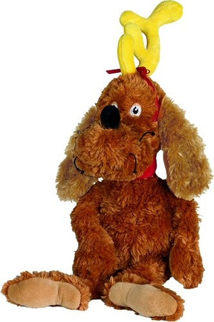 The Grinch Who Stole Christmas Dog.The Grinch S Max The Dog Plush Toy Dr Seuss
