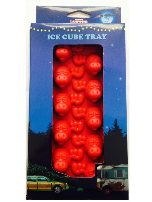 Christmas Vacation Moose Mug Ice Cube Tray