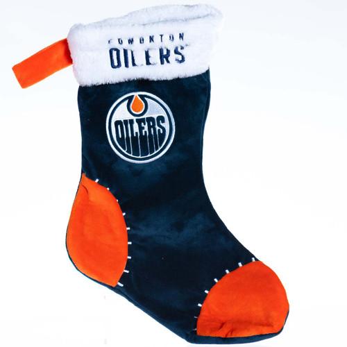 NHL Edmonton Oilers Christmas Stocking