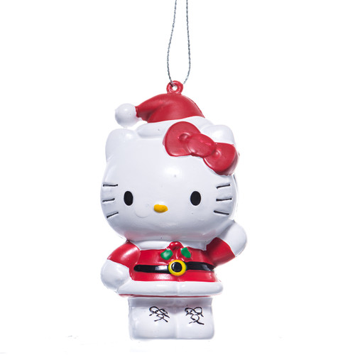 Hello Kitty Christmas Tree Ornaments