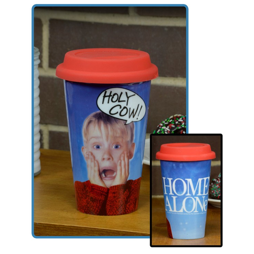 Home Alone Travel Mug.