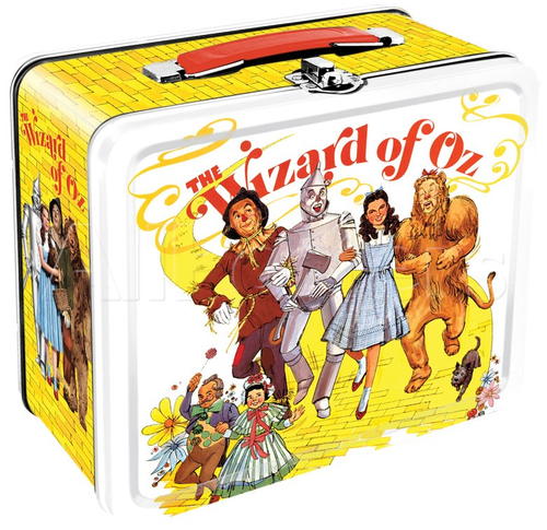 Wizard of Oz Generation 2 Tin Tote Lunch Box