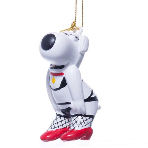 Brian Griffin Family Guy Ornament Cross Dresser