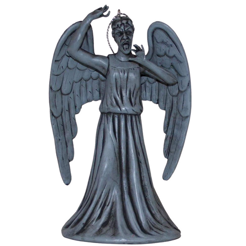 Doctor Who Weeping Angel Tree Ornament