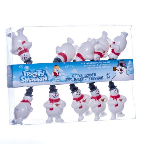 Frosty the Snowman Christmas Lights Set