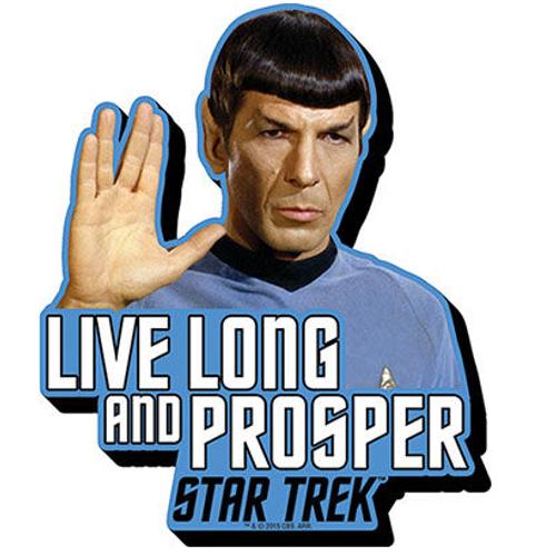 Spock Chunky Magnet - Star Trek