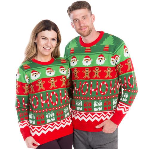 88002375a Santa s Workshop Christmas Sweater - World s Best