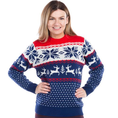 0dbdc1c56 Winter Wonderland Christmas Sweater - World s Best - RetroFestive.ca