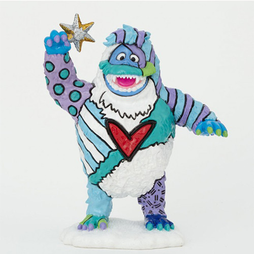 Rudolph's Bumble with Star Figurine
