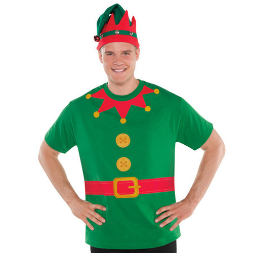 X-Large Elf T-Shirt