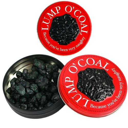 Lump O' Coal Gum Tin