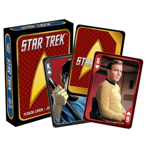 Star Trek Original Cast Playing Cards