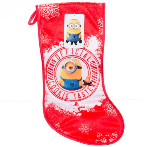 Minions Christmas Stocking