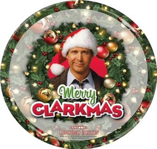 Christmas Vacation.Christmas Vacation Merry Clarkmas 12 Melamine Plate