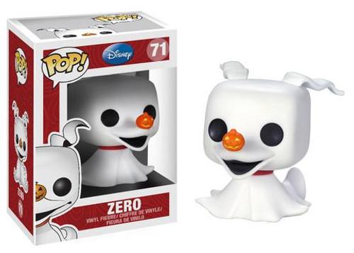 Nightmare Before Christmas Zero POP
