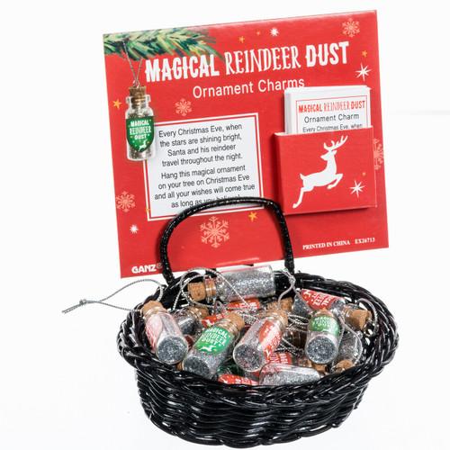 Magical Reindeer Dust Ornament