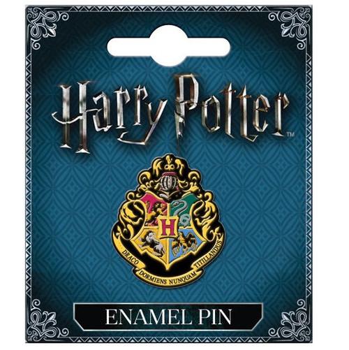 Hogwarts Crest Enamel Pin