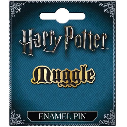 Muggle Enamel Pin