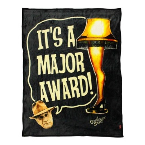 Major Award Fleece Blanket