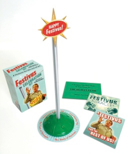 Seinfeld Festivus Celebration Kit