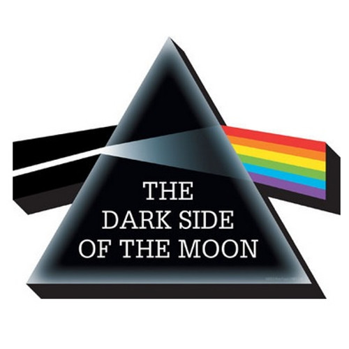 Dark Side of the Moon Chunky Magnet