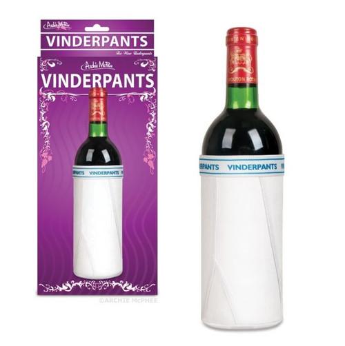 Vinderpants Wine Bottle Cover