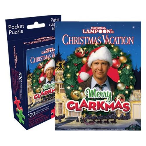 Christmas Vacation.National Lampoon S Christmas Vacation Pocket Puzzle