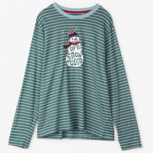 Vintage Holiday Men s Christmas Pajamas Shirt by Hatley cc01fa5bf