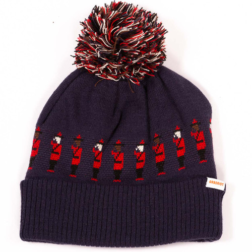 Navy Mountie Toque