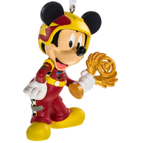 Mickey and the Roadster Racers Ornament by Hallmark