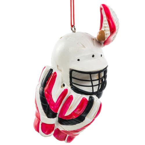 Lacrosse Gear Ornament