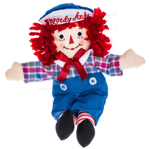 """8"""" Raggedy Andy Doll"""